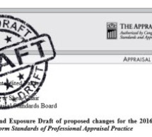 ASB Releases Second Exposure Draft for USPAP Changes