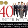 40 Under Forty 2014 Honorees Announced