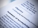 Making Your CV Work for You