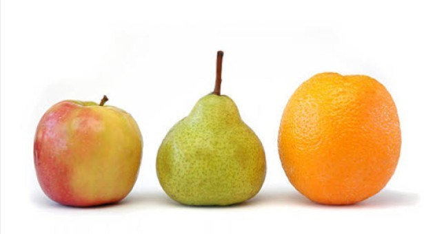 Comparing Apples (Enterprise Value) to Oranges (Equity Value) to Pears …?