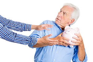 abuse of the elderly
