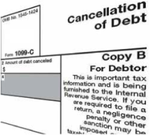 Tax Court: No Cancellation of Debt Income Despite Form 1099-C  –Accounting Today