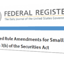 Regulation A+: Not for Start-Ups or Early-Stage Companies