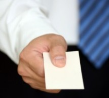What to do with all the Business Cards from Your Last Conference