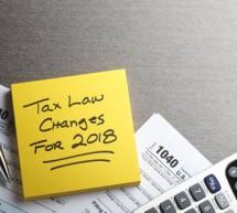 The New Tax Bill