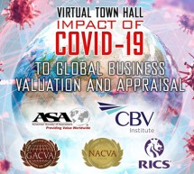 Impact of COVID-19 to Global Business Valuation and Appraisal