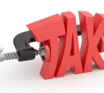 Finance Chairman Preps Congress for Tax Reform